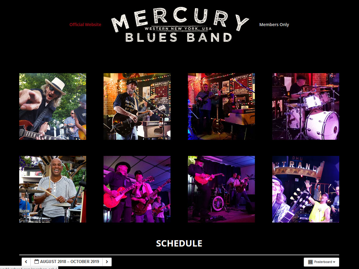 MercuryBluesBand